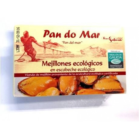 Mejillones en Escabeche » 212 ml