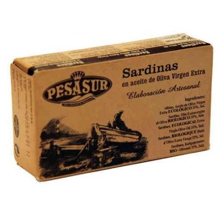 Sardinas » 120 g
