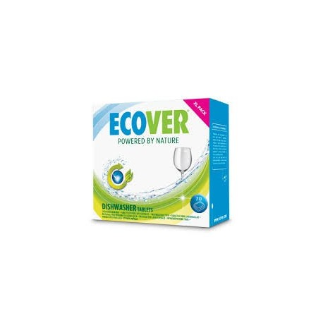 Tabletas Detergente Lavavajillas » 500 / 70 ud