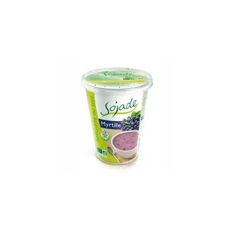 Yogur Soja+Frutos del Bosque » 400 g