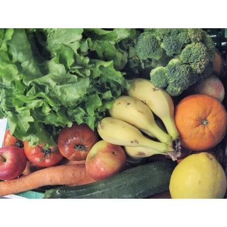 Cesta de Frutas y Verduras Basic 9 kg