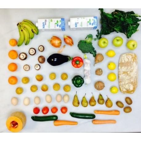 Cesta  Frutas y Verduras ZUMOTERAPIA  8 kg