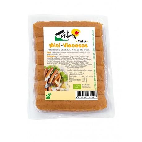 Mini vienesas de tofu  » 160 g