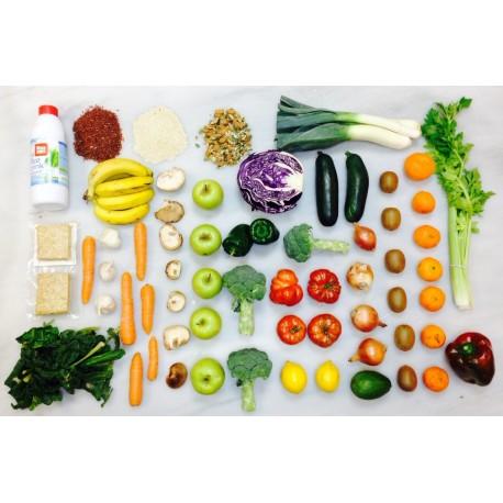 Cesta BE:  Básicos Vegan Gluten Free: TALLA L
