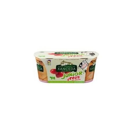 Yogures Junior Fresas » 2 x 125 g