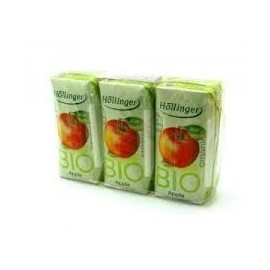 Pack 3 zumos de manzana » 3 x 200 ml