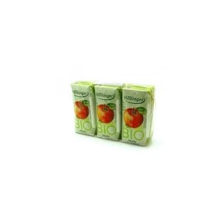Pack 3 zumos de manzana » 3 x 200 ml
