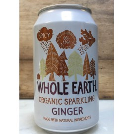 WHOLE EARTH BEBIDA JENGIBRE