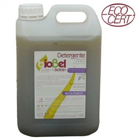 Biobel detergente eco  para lavadora 5 litros