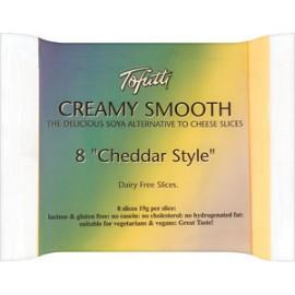 Lonchas de soja estilo Cheddar » 150 g