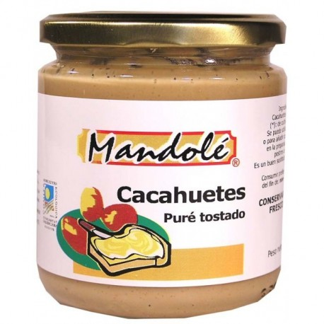 Crema de Cacahuete » 225 g