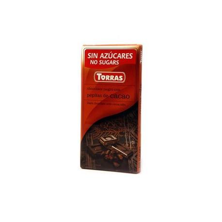 Chocolate Negro » 100 g