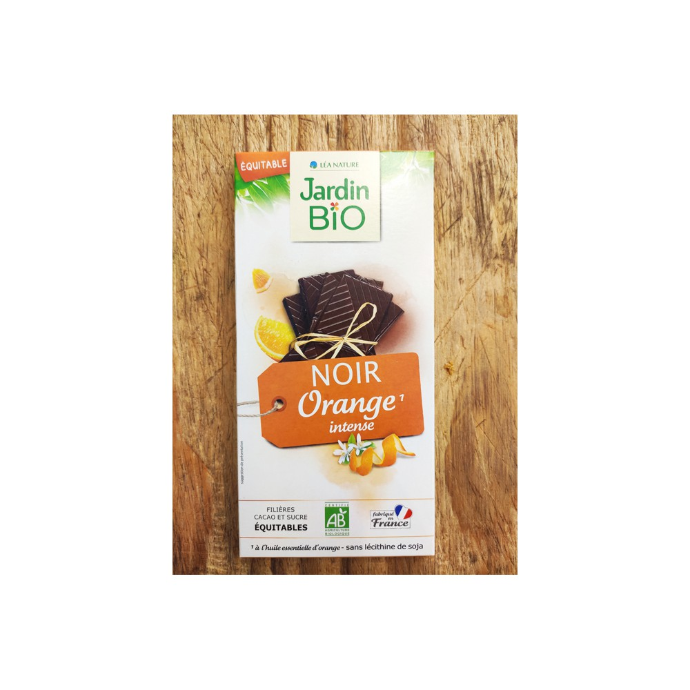 JARDIN BIO CHOCOLATE CON...
