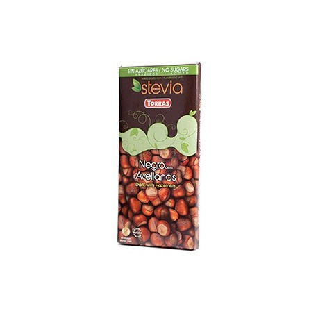 Chocolate Praliné con Avellanas » 100 g