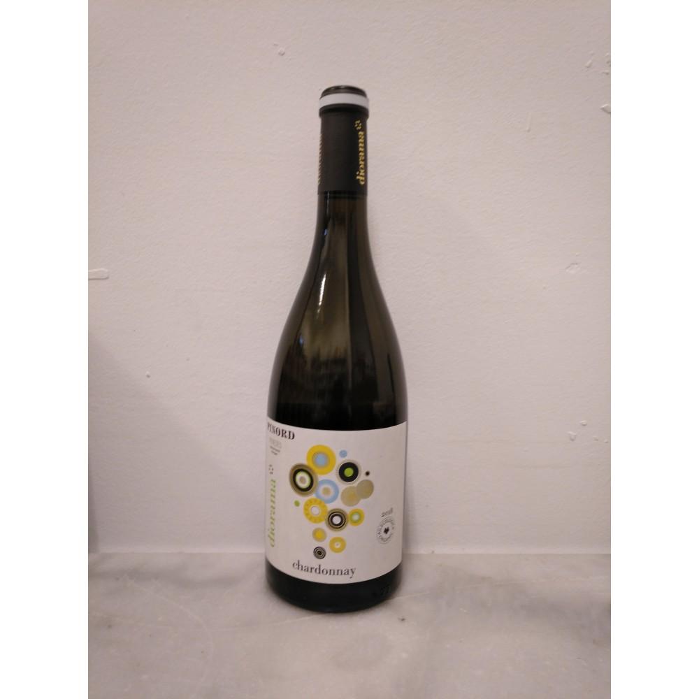 Vino blanco Chardonay